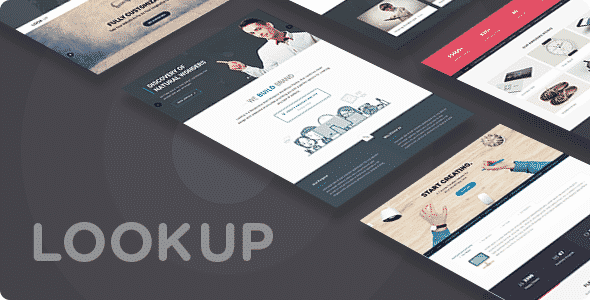 LookUp - Responsive Multi-Purpose Joomla Theme With Page Builder
