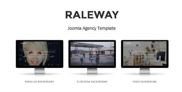 Raleway - Responsive Drag And Drop Multipurpose Theme Using Framework