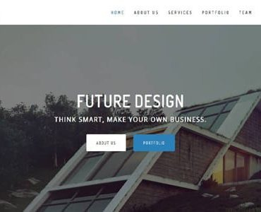 Nurjahan – Creative Architecture & Interior Business Joomla Theme