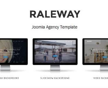 Raleway – Responsive Drag And Drop Multipurpose Theme
