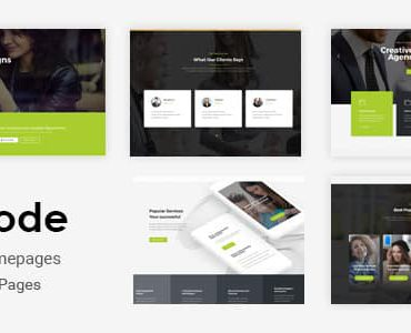 Qcode – Responsive MultiPurpose Joomla Business Theme