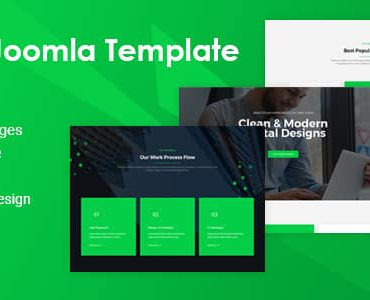 Alpa | Responsive Multipurpose Joomla Website Template