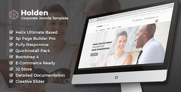 holden joomla template