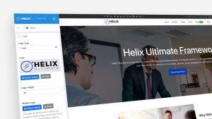Developing Joomla templates and websites: Helix Ultimate Framework
