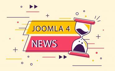 joomla 4 news